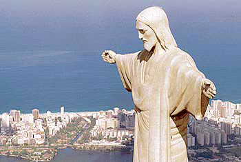 The Christ Statue (Christ the Redeamer)