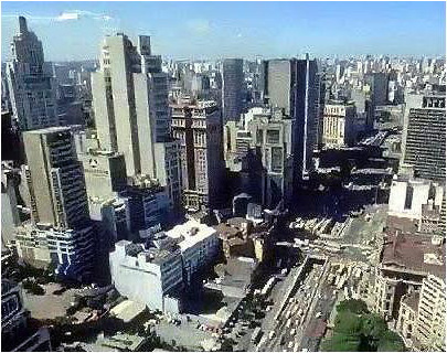 The City of Sao Paulo